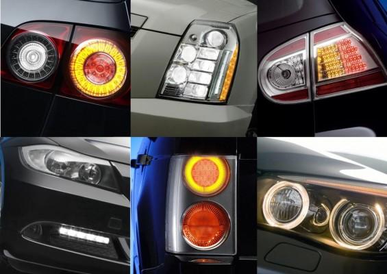 LEDs: Gute Aussichten für Scheinwerfer