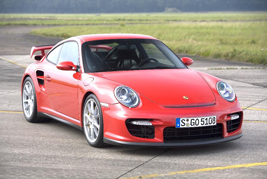 Leser wählen die sportlichsten Autos 2008