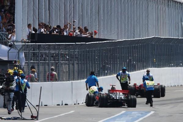 McLaren verteidigt Hamilton: Werfen ihm nichts vor