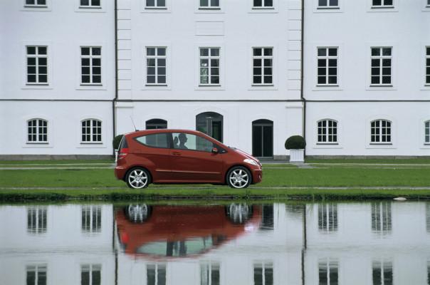 Mercedes-Benz: Rostprobleme bei A- und B-Klasse