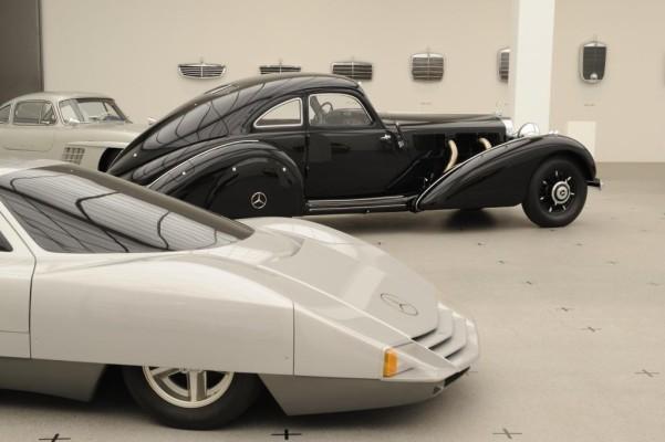 Mercedes-Benz ab morgen in der Pinakothek der Moderne