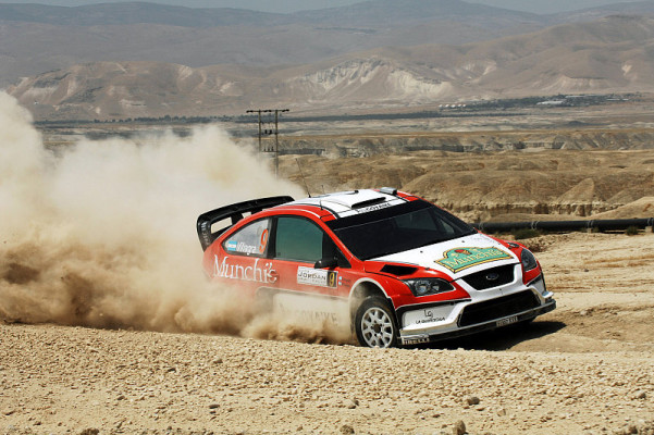 Munchi´s Ford möchte auf Sardinien weitere Punkte: Ein brisantes Duell