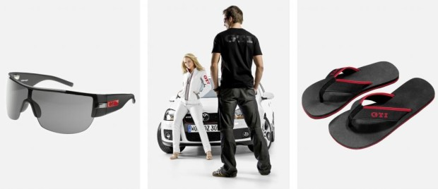 Neue GTI-Kollektion von Volkswagen Zubehör