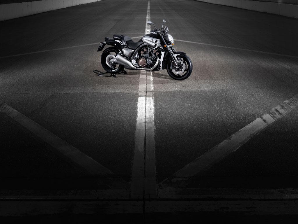 Neue Yamaha VMAX mit 200 PS