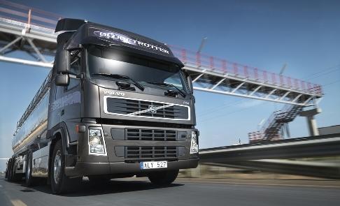 Neuer 11-Liter-Motor für den Volvo FM