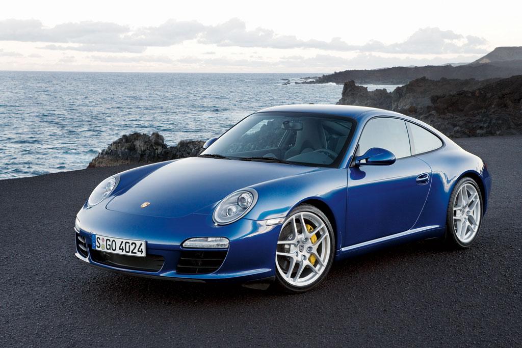 Neuer Porsche 911 mit mehr Leistung und Doppelkupplungsgetriebe