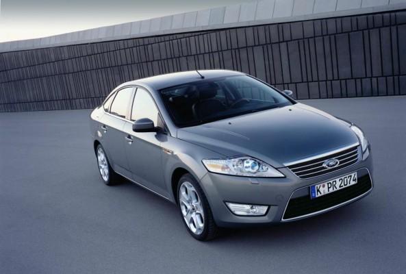 Neues Ford Design wird sichtbar