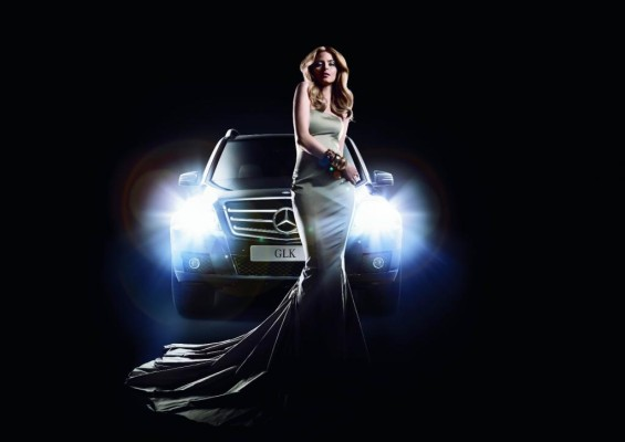 Neues Key Visual für die Mercedes-Benz Fashion Week