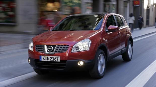 Nissan bittet Qashqai in die Werkstatt