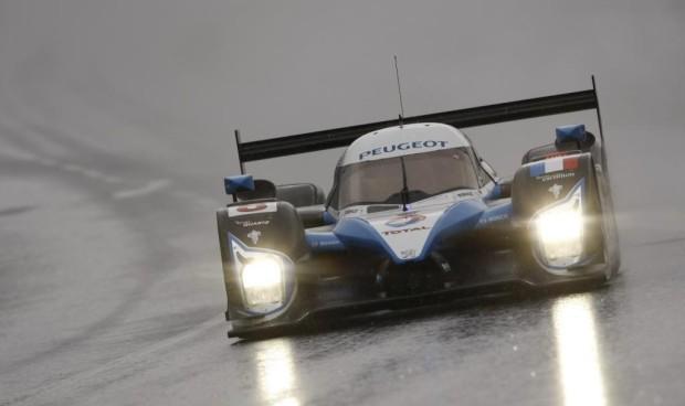 Peugeot erreicht Bestzeit beim Le Mans-Testtag