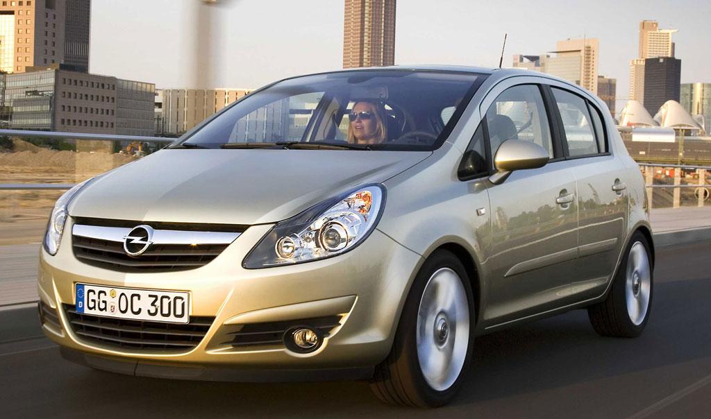 Pkw-Bestseller: Opel Corsa beliebtester Kleinwagen