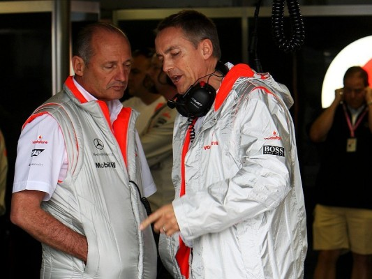 Plant McLaren zwei 2009er-Modelle?: KERS zwingt zu vorausschauender Planung