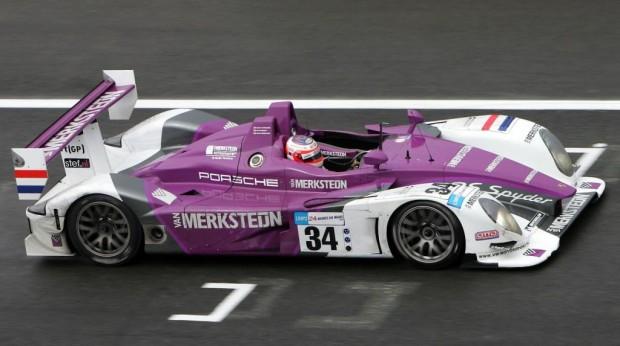 Porsche RS Spyder schnellstes LMP2-Auto in der Vorqualifikation