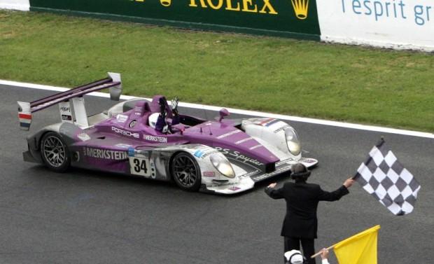 Porsche RS Spyder war effizientestes Auto in Le Mans
