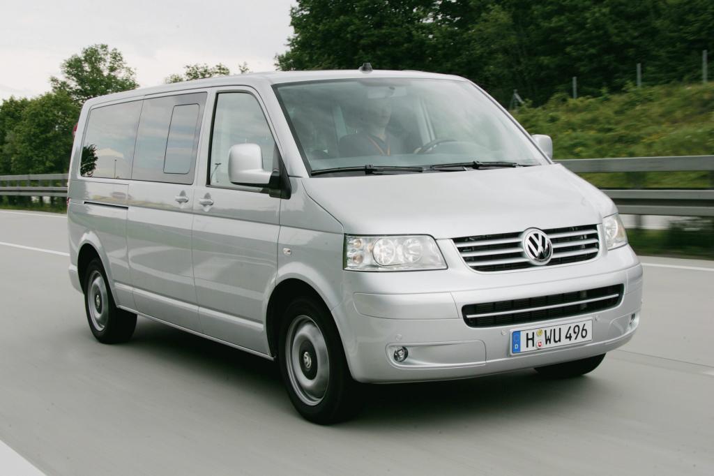 Rückruf: Undichte Kraftstoffleitung beim VW Transporter