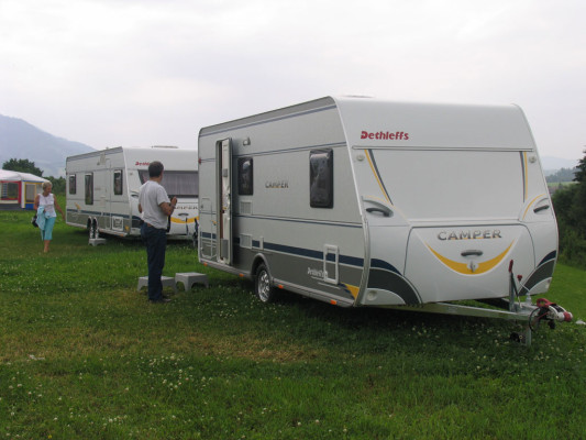 Recht: Zweitwohnungssteuer für Wohnwagen von Dauercampern