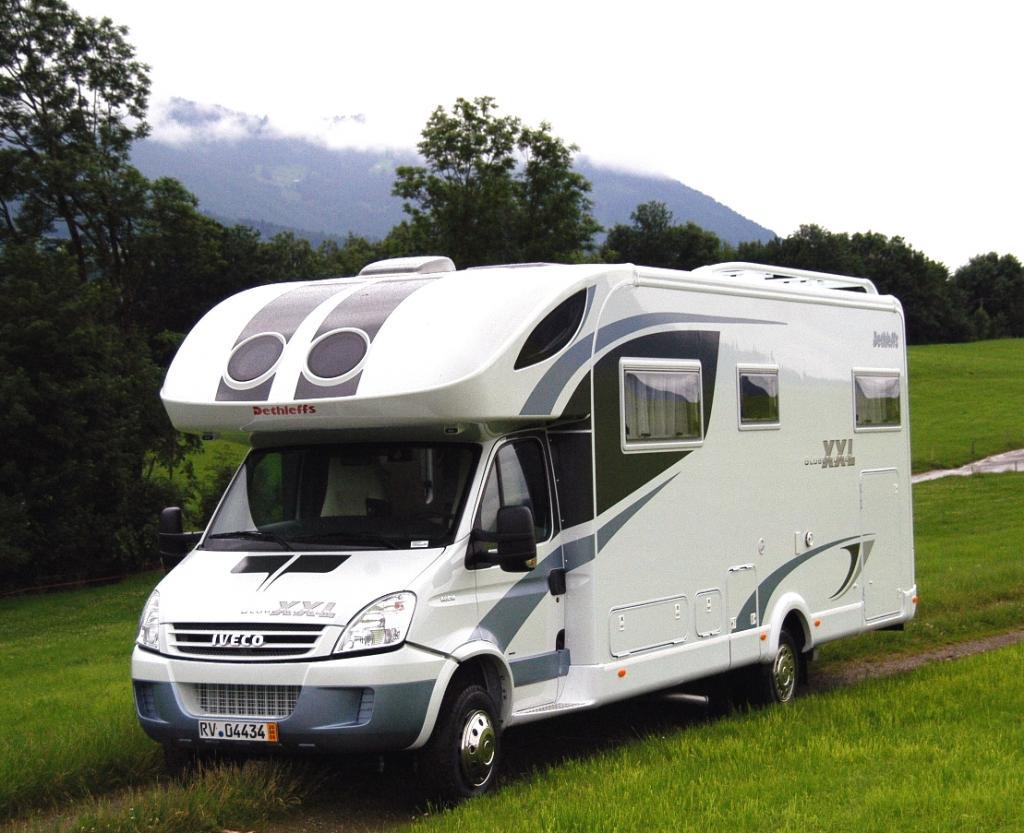 Rolling Homes: Der Reisemobil-Jahrgang 2009