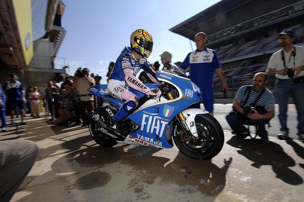 Rossi enttäuscht mit Platz neun: Viel Arbeit