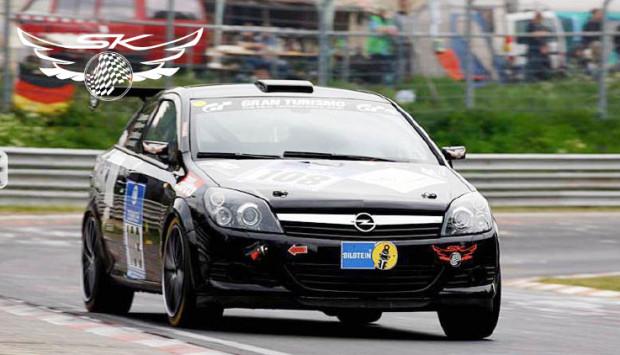 SK-Motorsport beim 24h-Rennen auf dem Nürburgring