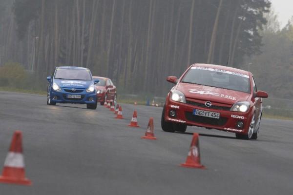 Sport oder Komfort: Der Fahrer wählt