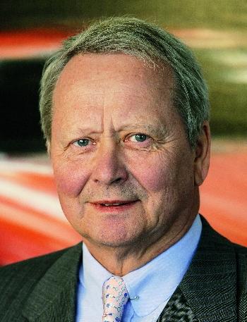 Staufermedaille für Dr. Wolfgang Porsche