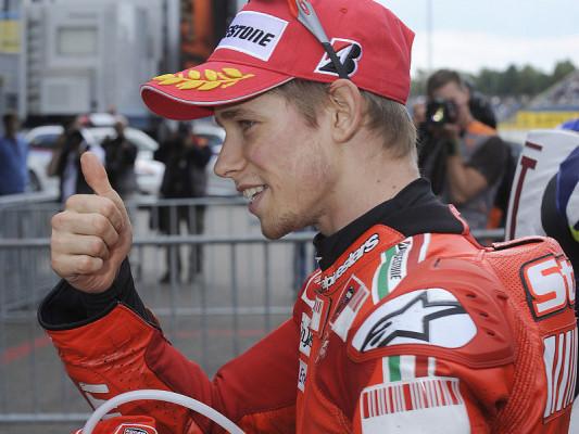 Stimmen vom MotoGP-Podest: Hätte es nur selbst wegwerfen können