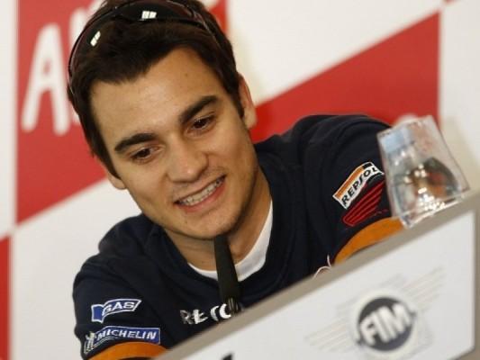 Stimmen vom MotoGP-Podest: Pedrosa hatte keine Ahnung