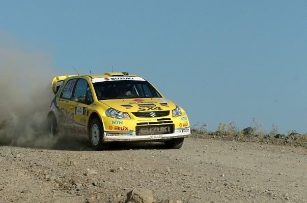 Suzuki nach enttäuschender Rallye Türkei: Suzuki erlebt Rückfall