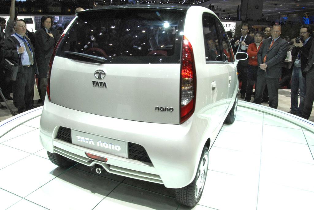Tata Nano Luxus-Ausführung