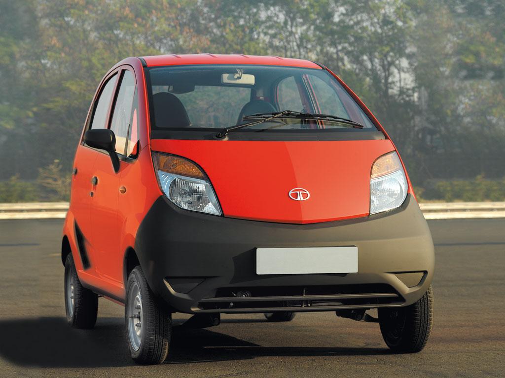 Tata Nano Standard-Ausführung