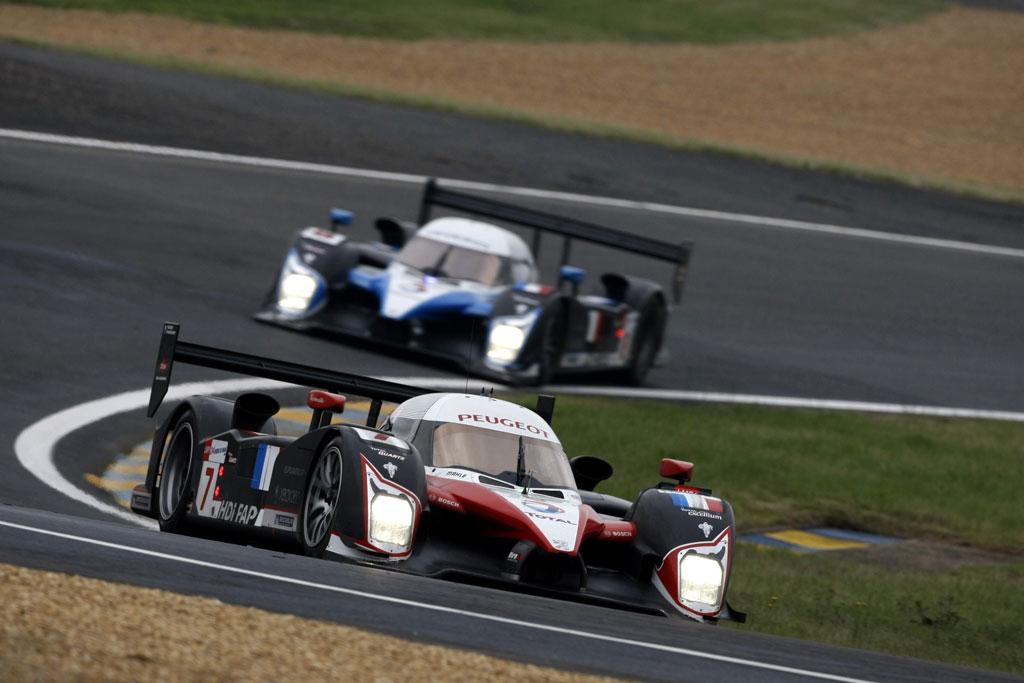 Team Peugeot Sport: Hommage an den 908: Sondermodell Peugeot 207 Le Mans Séries