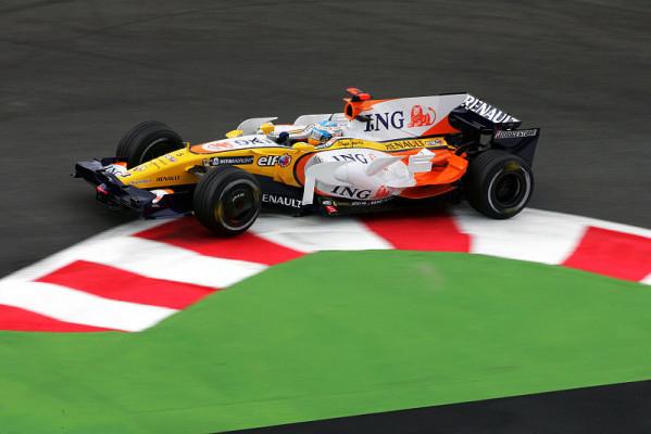 Toller Start für Renault: Alonso mit Bestzeit am Nachmittag