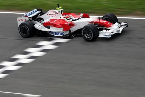Toyota fährt für Ove Andersson: Ein Rennen in seinem Andenken