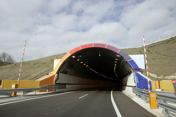 Turbo-Schaden als Ursache von Tunnelbränden