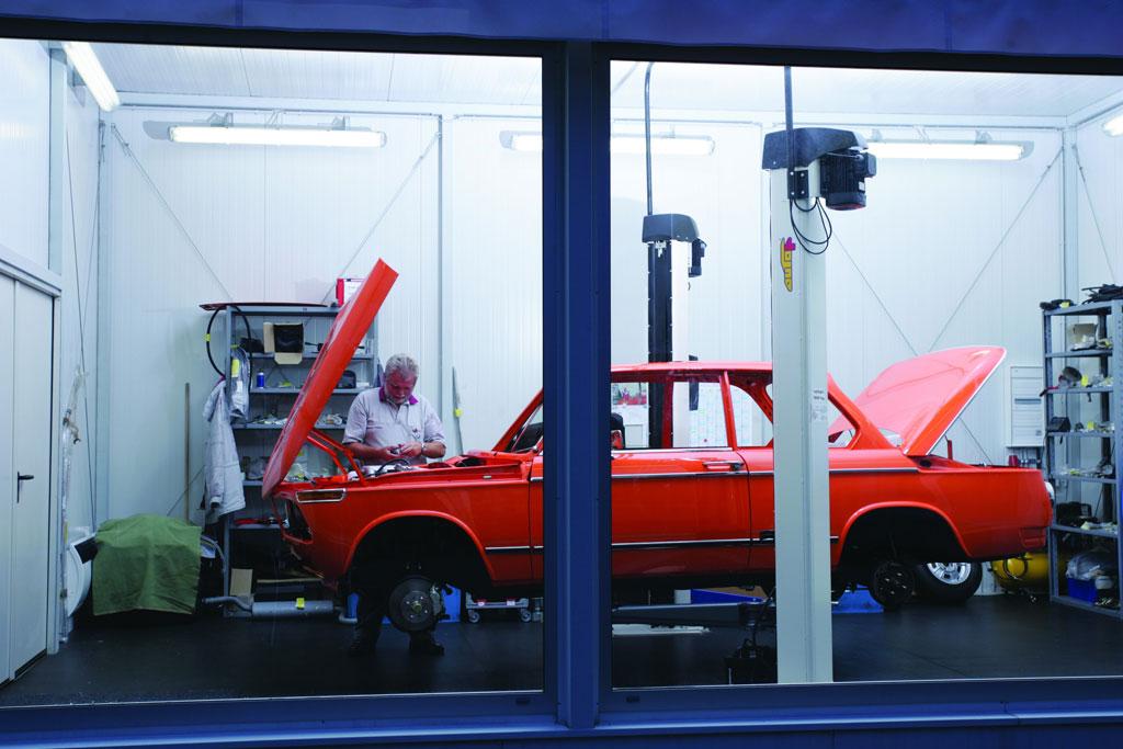 Unfallreparatur: Kunde und Werkstatt sollen auf der sicheren Seite sein