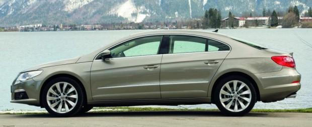 Volkswagen Passat CC ab sofort bei den Händlern