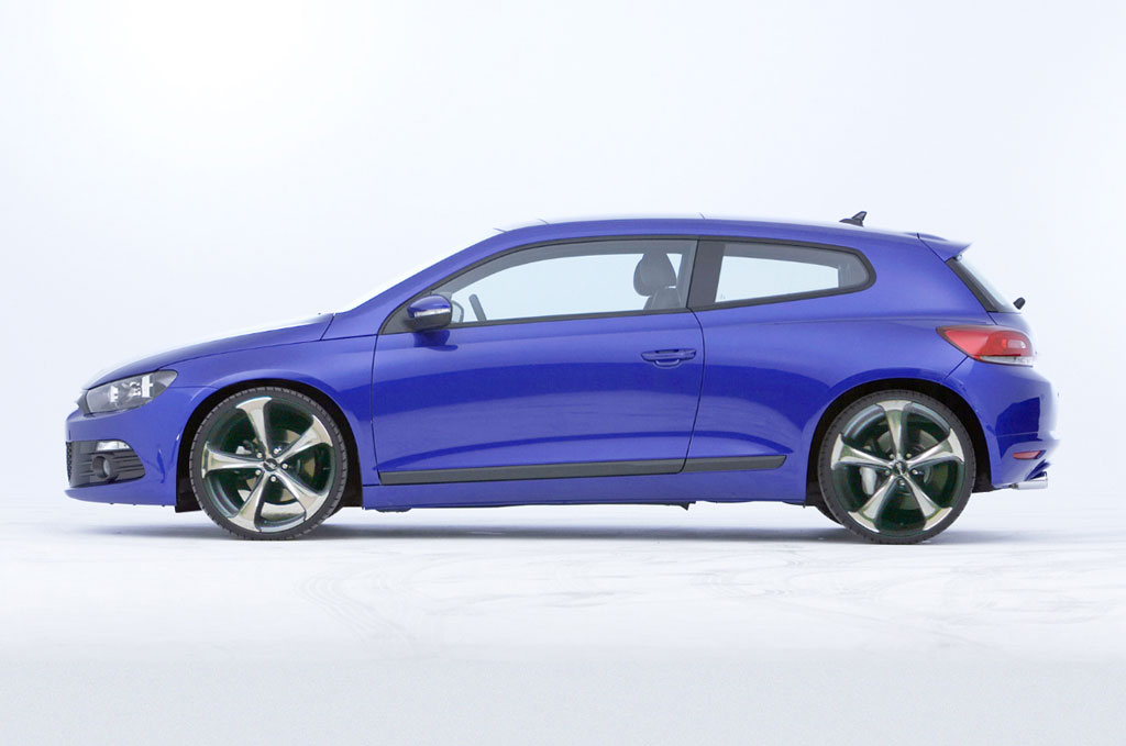 Volkswagen Scirocco: Emotion-Wheels: Face – der Sommerhit 2008