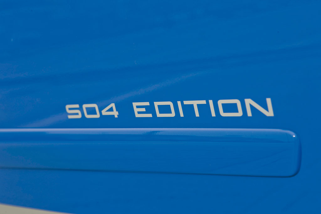 """Volkswagen zeigt auf Schalke Polo """"S04-Edition"""""""