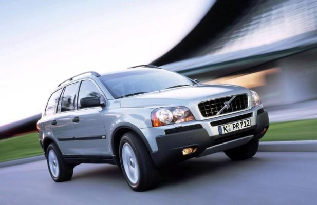 Volvo XC90 gewinnt Titel in Russland