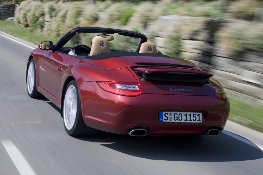 Vorstellung Porsche 911: Die entscheidende Sekunde schneller