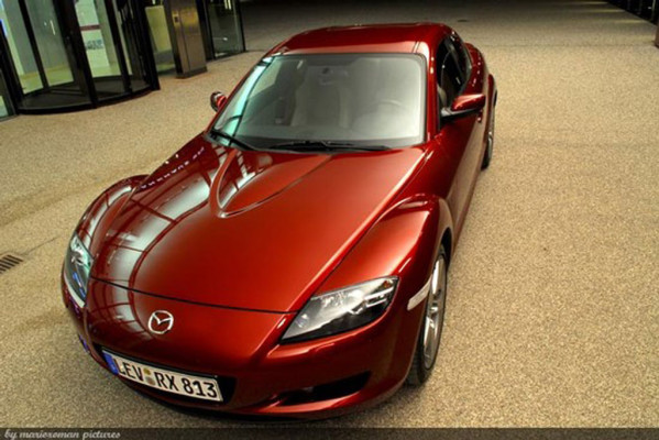 Wankelkandidat- Mazda RX-8 Revolution Reloaded