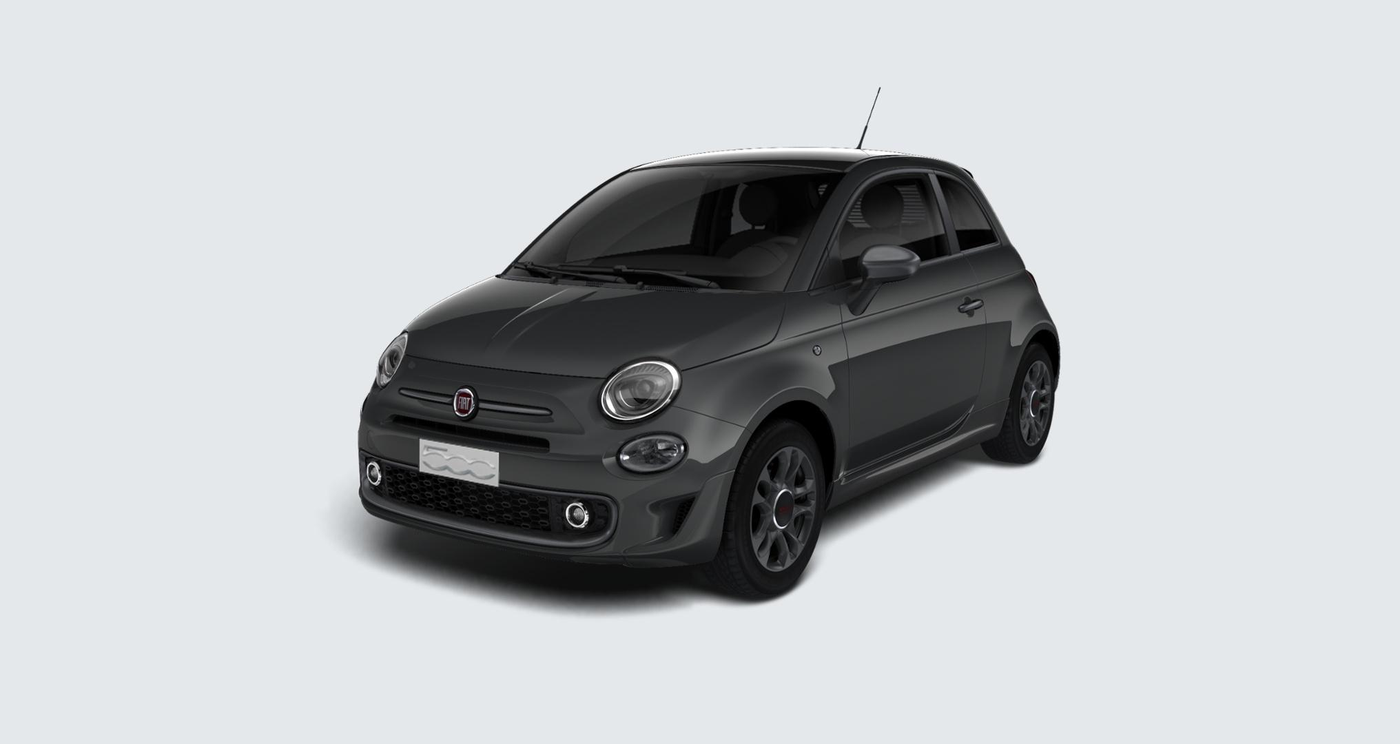 Fiat 500 Sport.