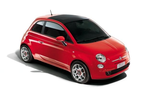 200 Fiat 500 exklusiv für Ferrari-Händler