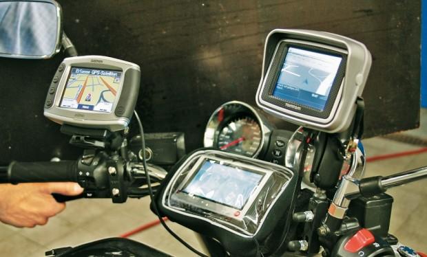 ADAC: Motorrad-Navigationsgeräte als sinnvolle Ergänzung zur Karte