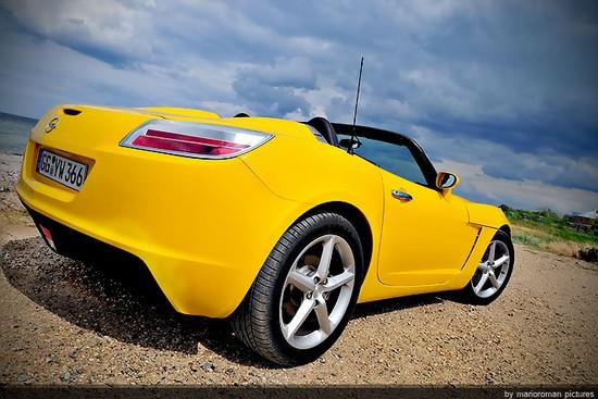 Als A-Hörnchen einsam wurde… - Opel GT