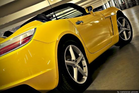 Als A-Hörnchen einsam wurde… | Opel GT