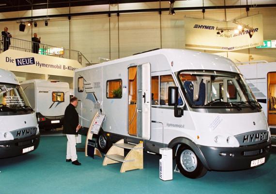 Caravan Salon bietet umfangreiches Kinder-Programm