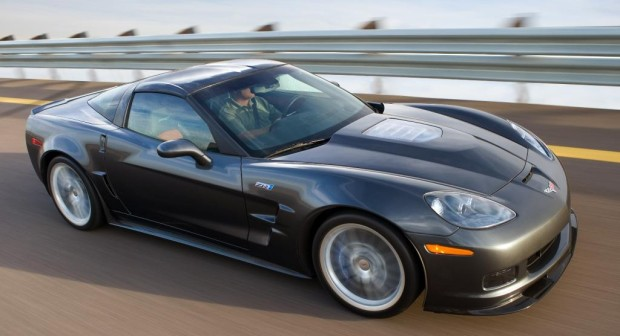 Corvette ZR1 kostet 135 990 Euro