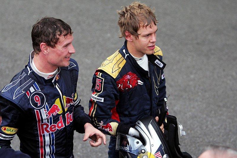 Coulthard sieht Vettel als besten Nachfolger: Er hat alles, was ein Sieger braucht