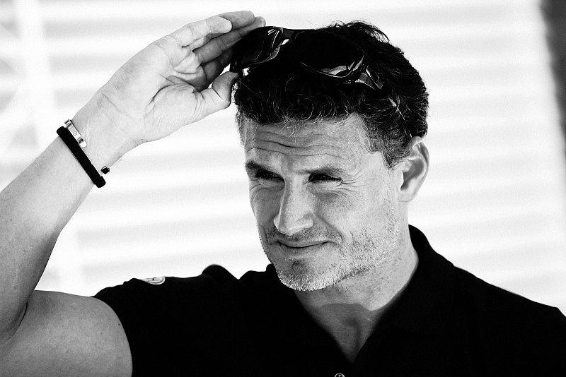 Coulthard tritt ab: Aber nur von den F1-Strecken